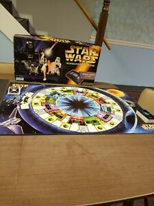Star Wars The Interactive Video Board Game- Brand New - 1996