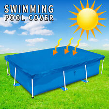 Inflatable Swimming Pool Cover Suitable Square/round Swimming Pools Rainproof