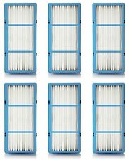Holmes AER1 HEPA Total Air Filter Replacement For Purifier HAP242-NUC, 6 Filters