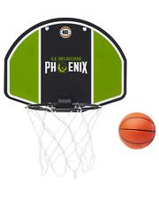 S.E. Melbourne Phoenix 19/20 Official Nbl Mini Basketball Backboard Ring Hoops