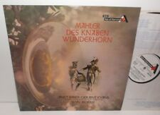 DDD-R 326 MAHLER Des knaben wunderhorn Janet Baker Geraint Evans LPO Wyn Morris
