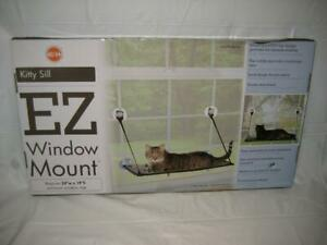 NIB ~ K&H Pet Products Kitty Sill EZ Mount Window Mount