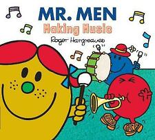 Mr. Men Making Music by Roger Hargreaves 2016 Paperback