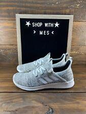 Adidas Cloudfoam Pure DB0695 Running Womens Shoes - White / Black- NEW