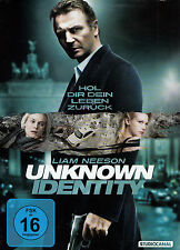"UNKNOWN IDENTITY (""UNKNOWN"") / DVD - TOP-ZUSTAND"