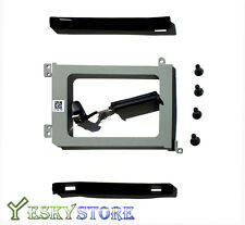 NEW Dell XPS 15 9550 Precision 5510 5520 XDYGX HDD Cable + Caddy +Rubber Rail US