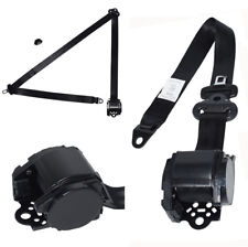Schwarzer Nylon 3 Punkt-Art-einziehbarer Auto-Sicherheitsgurt-Lap & Diagonalgurt