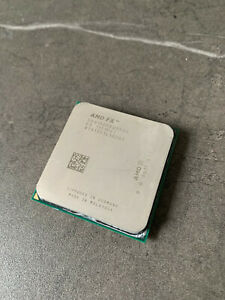 CPU AMD FX-8150 Black Edition | Sockel AM3 AM3+ | 8 Core 3.6 GHz