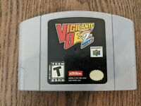 Vigilante 8 2nd Offense Nintendo 64 Game Authentic and Tested N64