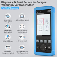 LAUNCH CR8021 OBD2 Code Reader Scanner EOBD Diagnostic Tool TPMS ABS SRS EPB
