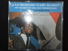 COFFRET 2 CD ART BLAKEY ET LES JAZZ MESSENGERS AU CLUB ST GERMAIN 1958 /