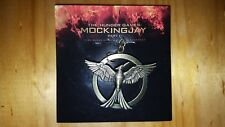 The Hunger Games Mockingjay Metal Key Ring