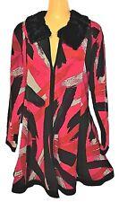 TS coat TAKING SHAPE plus sz XS / 14 Galaxy Jacket stretch flared NWT rrp$150!