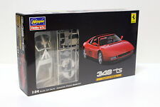 1:24 Hasegawa Ferrari 348 TS 1989 *KIT / BAUSATZ* NEW bei PREMIUM-MODELCARS