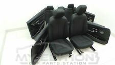 BMW F30 Interior Seats Fabric Heated Seats Lordose Bulb Pack Durchladesys