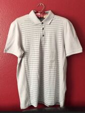 New Mens Calvin Klein Polo Shirt Body Fit Light Grey, Size M And S Available