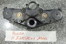 piastra superiore forcella honda x-eleven 1100 Obere Gabelbrücke upper fork yoke