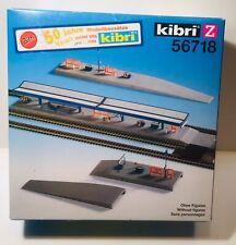 kibri Z56718 Station Platform with Extension