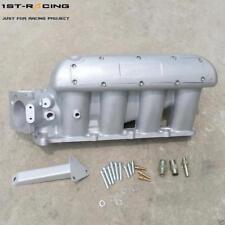 Cast Aluminum Intake Manifold Plenum For Mazda 3 MZR 2.0 2.3L Ford Focus Duratec
