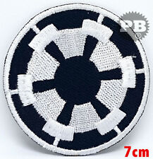 #305 Star Wars Imperial Forces COG Fighter Pilot iron/sew on embroidered patch