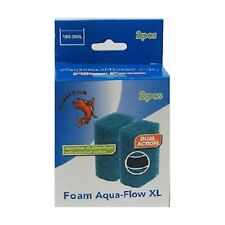 SuperFish Aquarium AquaFlow XL Replacement Cartridge 3 Packs