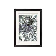 Masamune Shirow x Katsuhiro Otomo Sci-Fi Art Poster Print