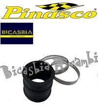 6465 - MANICOTTO CARBURATORE PHBH 28 - 30 PINASCO VESPA 125 150 200 PX
