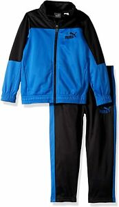 PUMA Boys 2-Pcs Tricot Track Jacket and Pants