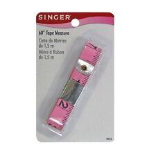 "2pc Singer 60"" Tape Measure - *** FREE SHIPPING *** #218"