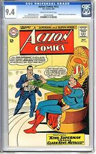 Action Comics #312  CGC 9.4  NM  Cream to off White Pages
