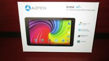 "Azpen G1058 10.1"" Quad Core Dual Sim 4G GSM Android Calling/Phone Tablet"