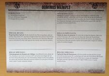 Warhammer 40k - Skitarii Fact Sheet