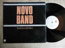 "Novo Band ‎– You're Gonna Be Mine - Vinyl, 12"", 45 RPM"