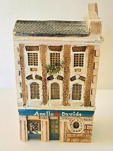 Gault Ceramic Paris ANELLO & DAVIDE Architectural Building Miniature France