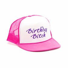 Birthday Bitch Trucker Hat, as Worn by Hannah Horvath on HBO's Girls
