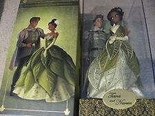 DISNEY FAIRYTALE DESIGNER COLLECTION TIANA & PRINCE NAVEEN L.E TO 6,000