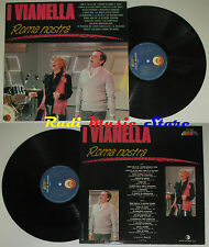 LP I VIANELLA Roma nostra 1974 italy ARISTON ORL 9094 cd mc dvd vhs