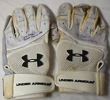 LANCE BERKMAN GAME USED AUTOGRAPHED SIGNED 2006 BATTING GLOVES HOUSTON ASTROS