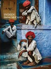 Steve McCurry. Indien von William Dalrymple (2015, Gebundene Ausgabe)