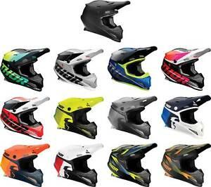 Thor Sector Helmet - MX Motocross Dirt Bike Off-Road ATV MTB Gear Mens Womens