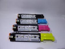 4x orig. Dell Toner Patronen für Dell 3010 Dell 3010cn B+C+M+Y  # S324-A4