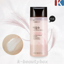 Rice Water Bright Lip & Eye Remover 120ml  THE FACE SHOP MAKEUP REMOVER Cleanser