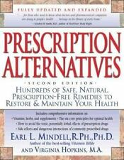 Prescription Alternatives : Hundreds of Safe, Natural,-ExLibrary