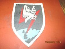 WWII LUFTWAFFE NJ1 EAGLE OVER ENGLAND NIGHT  FIGHTER SQDN  FLIGHT JACKET PATCH