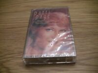 "Patti Page ""Her Greatest Hits and Finest Performances"" New Cassette"