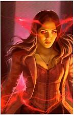 SCARLET WITCH ART PRINT - SIGNED BY ARTIST VYLLA - NEW C2E2 11X17