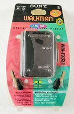 Sony Wm-Fx321 Am/Fm Stereo Walkman with Auto Revrse
