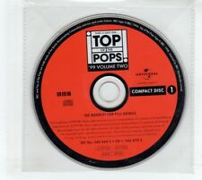 (HN880) Top Of The Pops '99 Vol 2 - 1999 CD 1 only