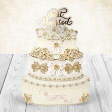 WEDDING CAKE & BIRTHDAY CAKE Card Making Kit Paper Crafting HUNKYDORY HER114 New