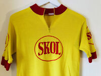 Ron Webb's Own Skol Track Cycling Jersey, 1960s